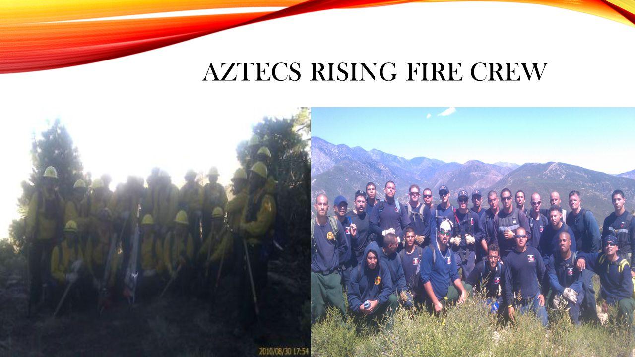 AZTECS RISING FIRE CREW