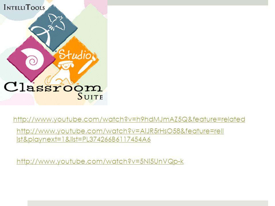 http://www.youtube.com/watch v=h9hdMJmAZ5Q&feature=related http://www.youtube.com/watch v=5Ni5UnVQp-k http://www.youtube.com/watch v=AiJR5rHsO58&feature=rell ist&playnext=1&list=PL374266B6117454A6