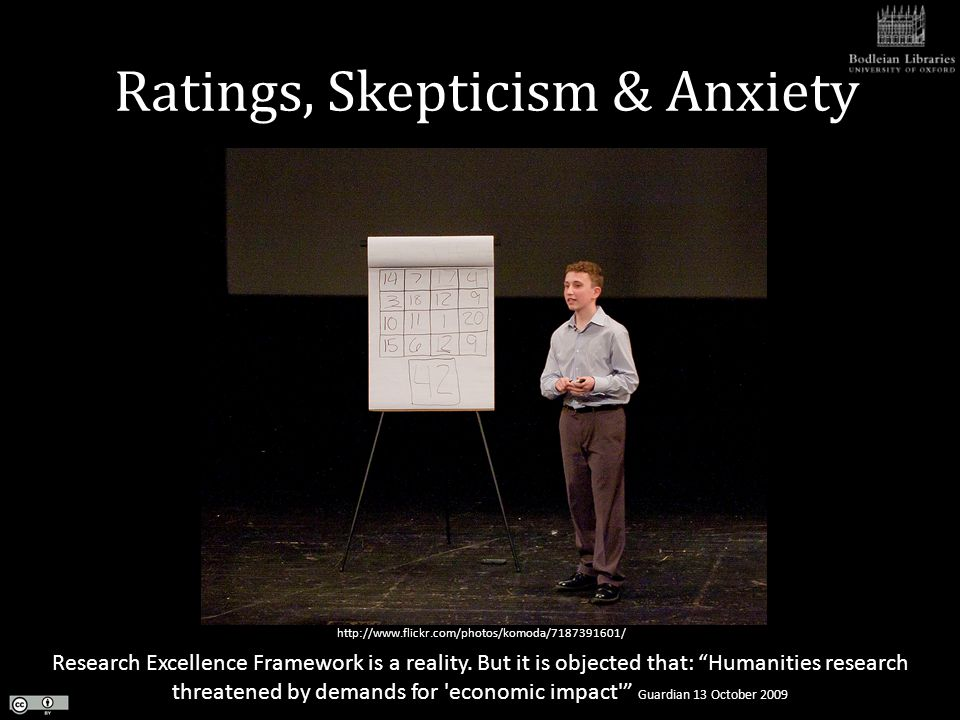 """Ratings, Skepticism & Anxiety Research Excellence Framework is a reality. But it is objected that: """"Humanities research threatened by demands for 'eco"""