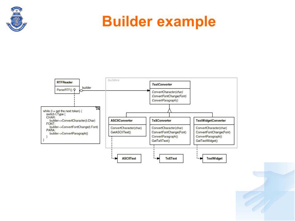 Builder example
