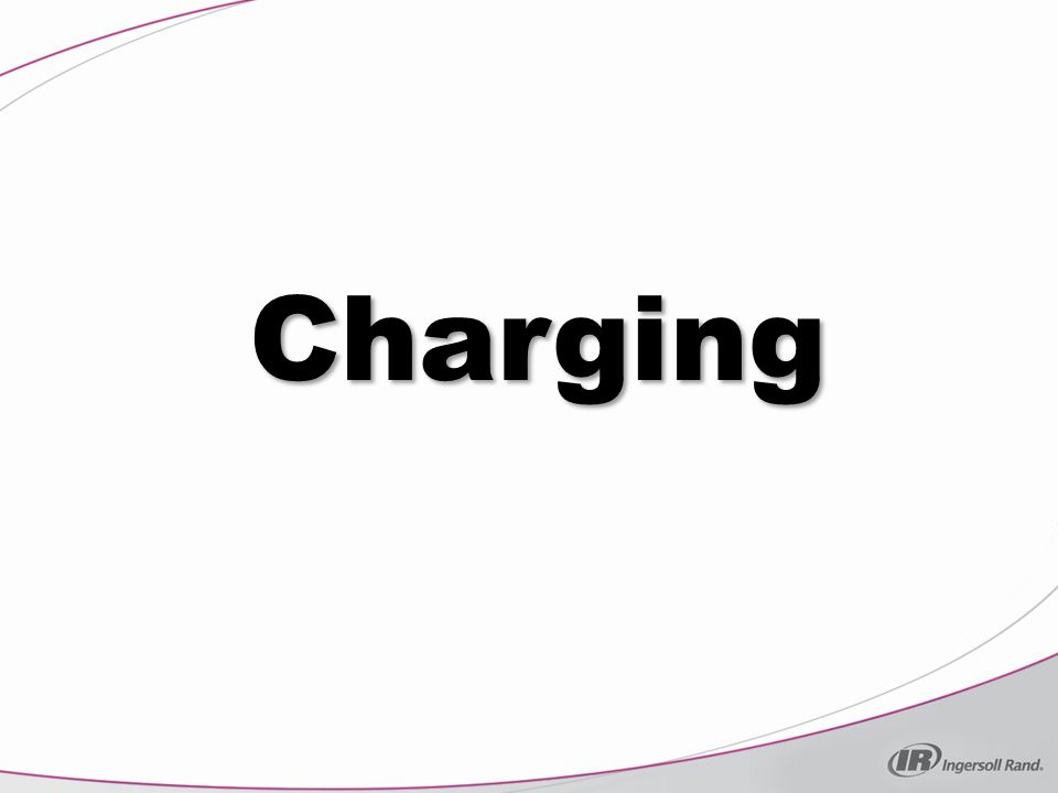 Charging Step 1 Should the lineset length of an installation exceed the charge supplied with the outdoor unit, additional charge will be required.