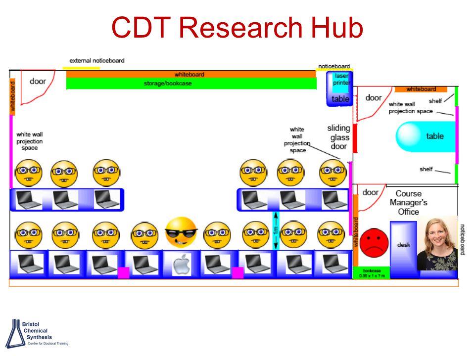 CDT Research Hub