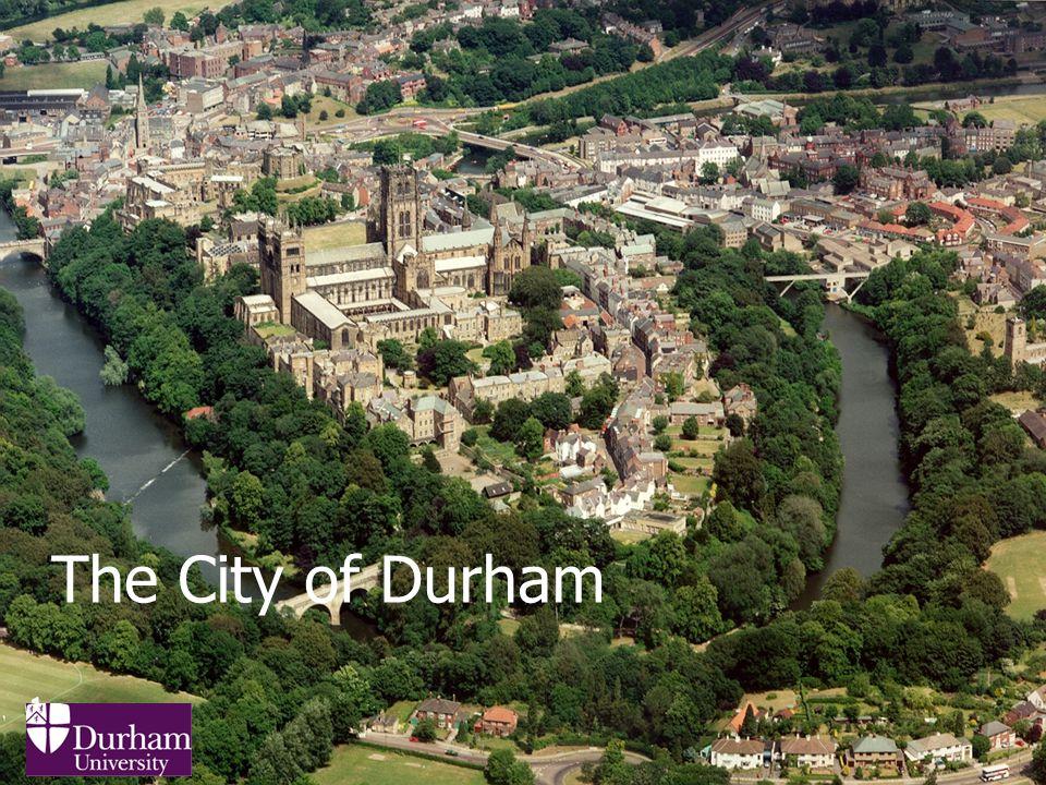 ∂ The City of Durham