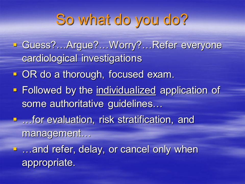 Authoritative guidelines…...Authoritative guidelines…...