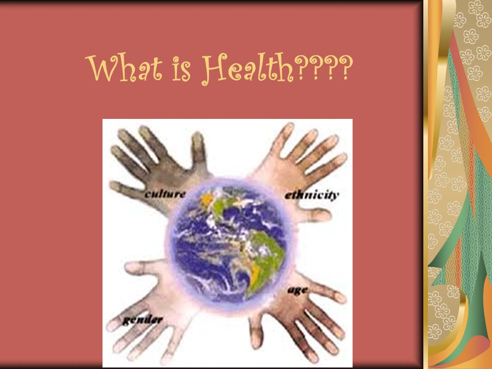 What is Health????