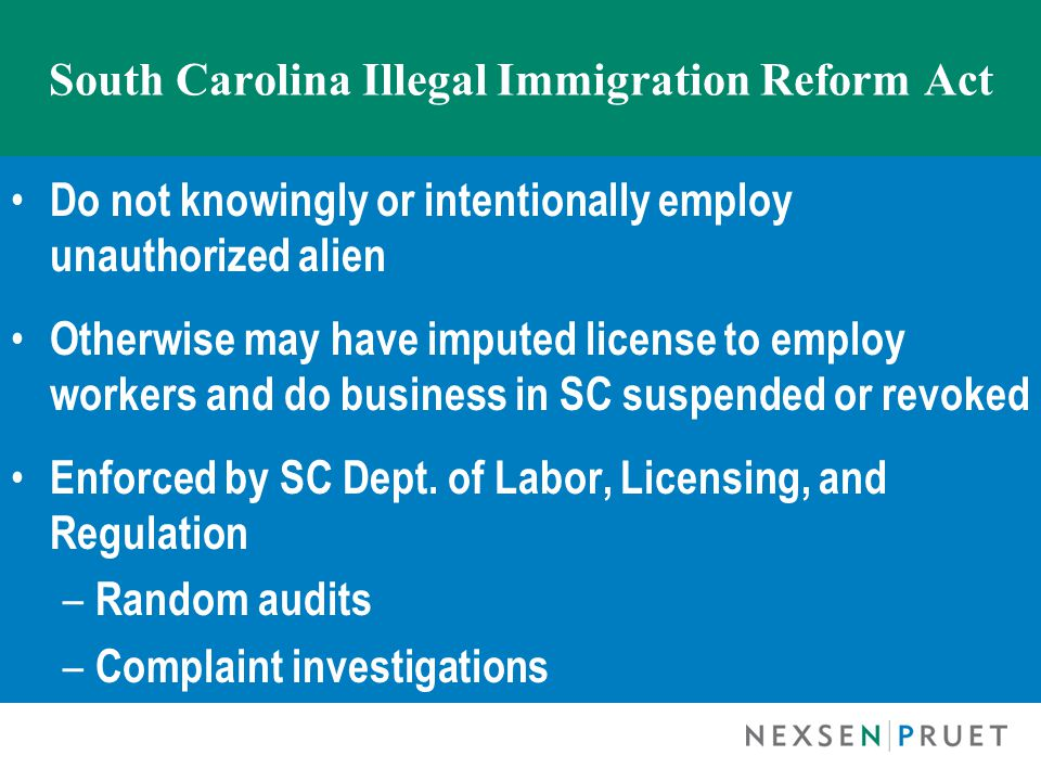 South Carolina Employee Handbook Law S.C.Code Ann.
