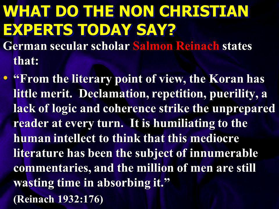 HONEST MUSLIMS ADMIT PROBLEMS IN THE KORAN CALIPH AL MA'MUM 813-833 AD ALLOWED METAPHORICAL ---MU'TAZILI SCHOOL --- VIEW TO DOMINATE OVER TODAY'S ORTHODOX VIEW OF INIMITABILITY – I'JAZ WAS THE KORAN UNCREATED OR CREATED.