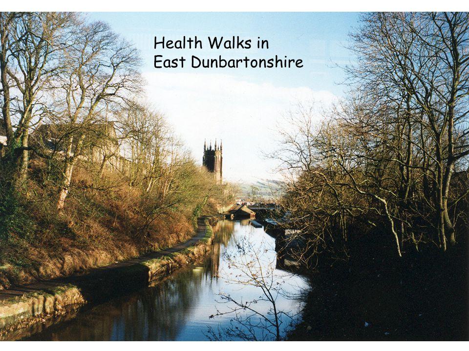Health Walks in East Dunbartonshire