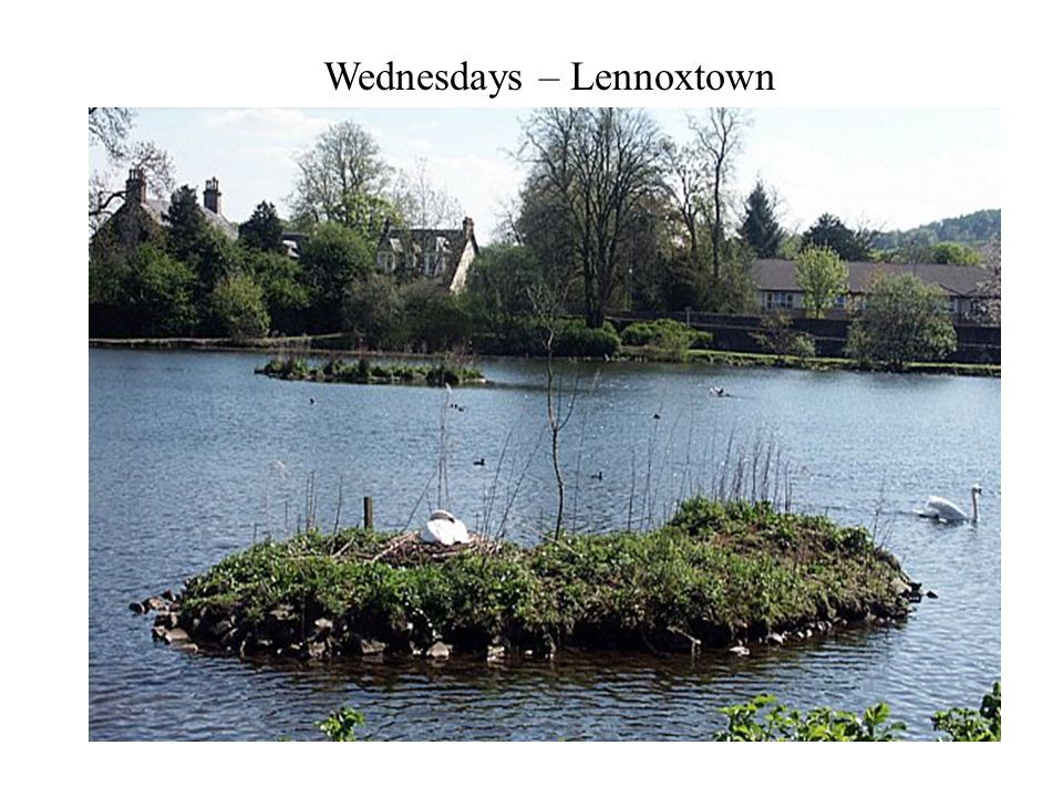 Wednesdays – Lennoxtown