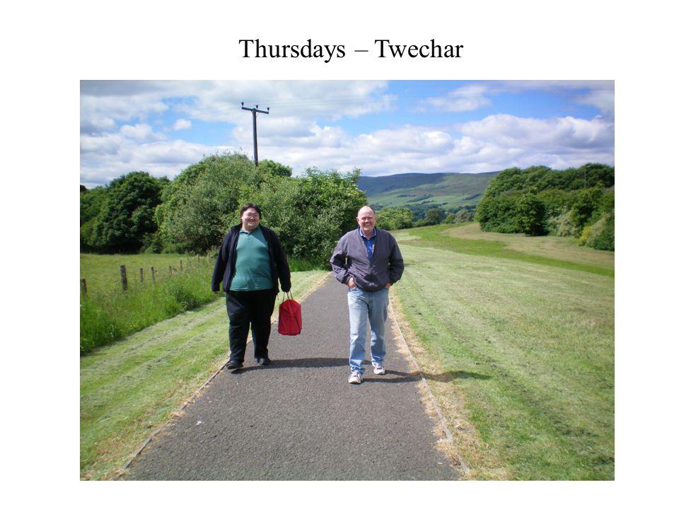 Thursdays – Twechar