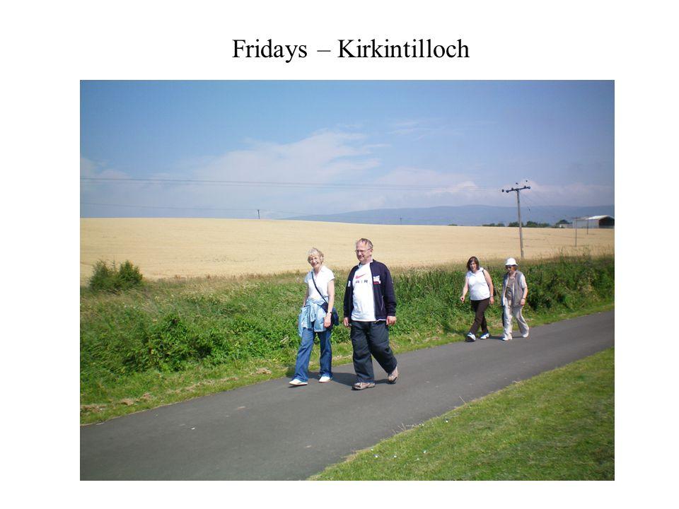 Fridays – Kirkintilloch