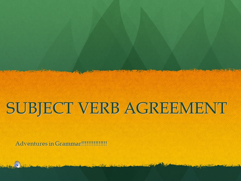 A subject is who or what the sentence is about.A verb is what the subject is doing.