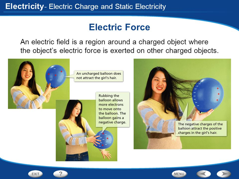 Electricity More on Electric Current Click the PHSchool.com button for an activity about electric current.