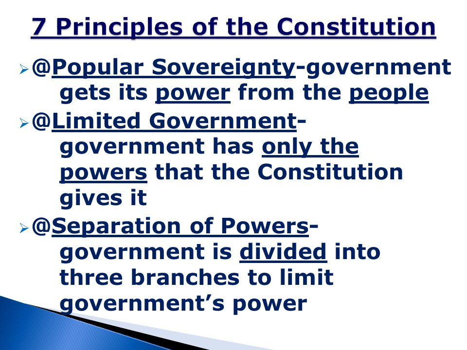  Can propose laws  Can veto laws  Can call special sessions of Congress  Makes appointments  Negotiates foreign treaties