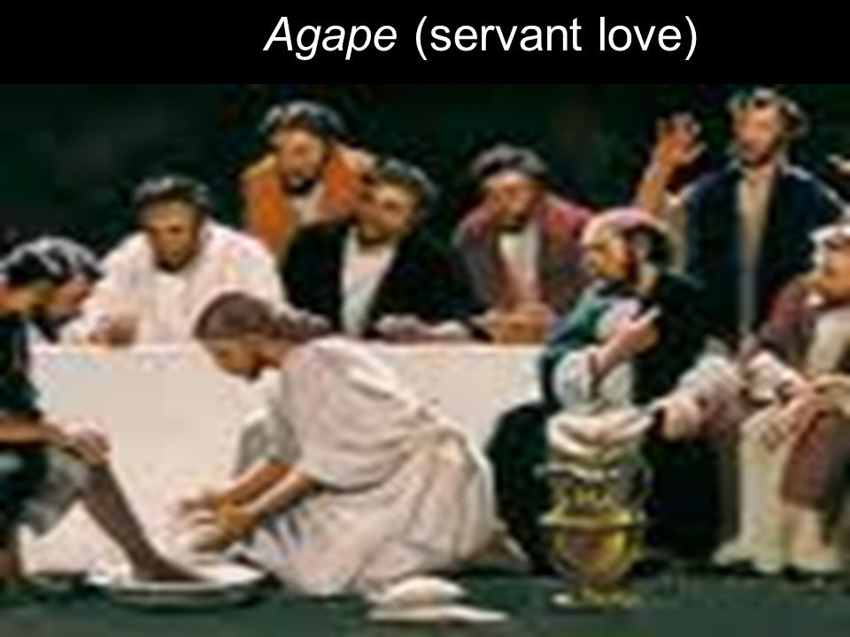 Agape (servant love)