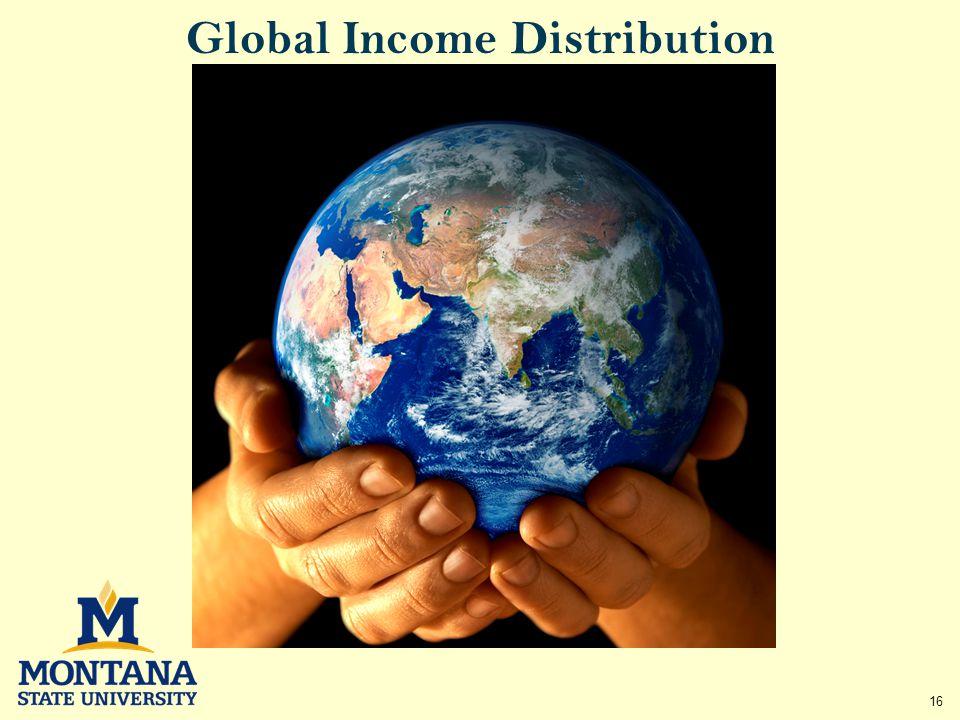 16 Global Income Distribution