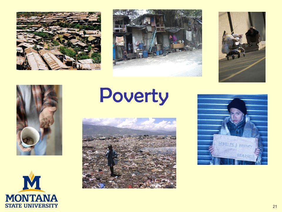21 Poverty