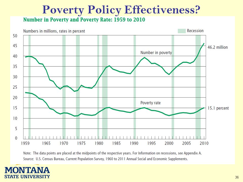 36 Poverty Policy Effectiveness