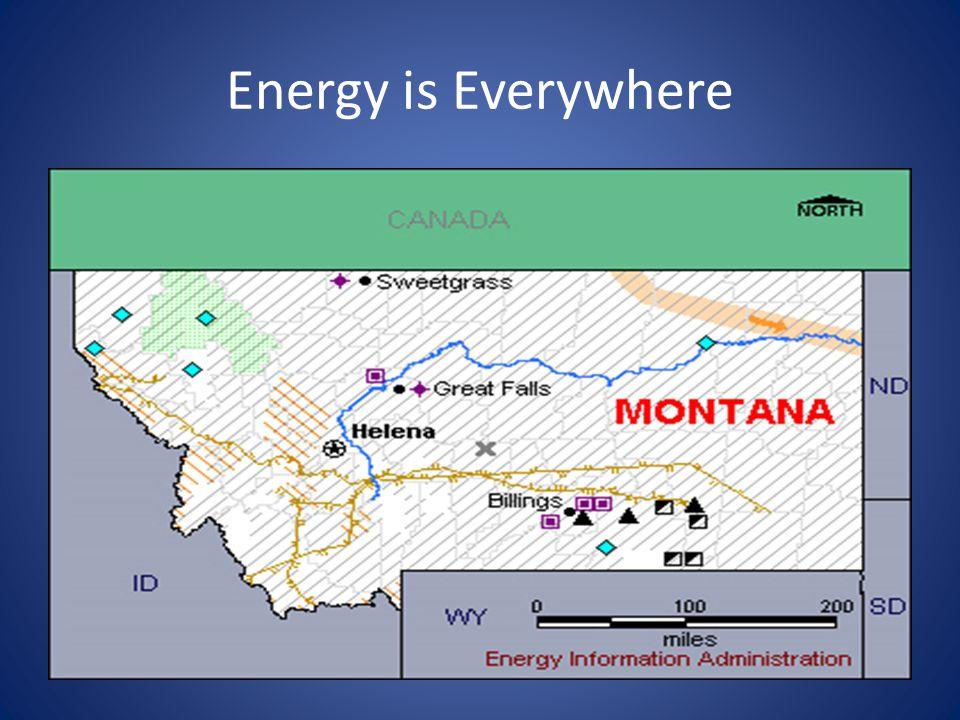 Montana's Energy Industries