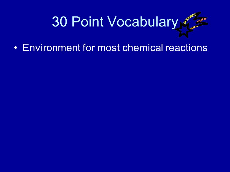 20 Point Vocabulary Answer What is a compound light microscope