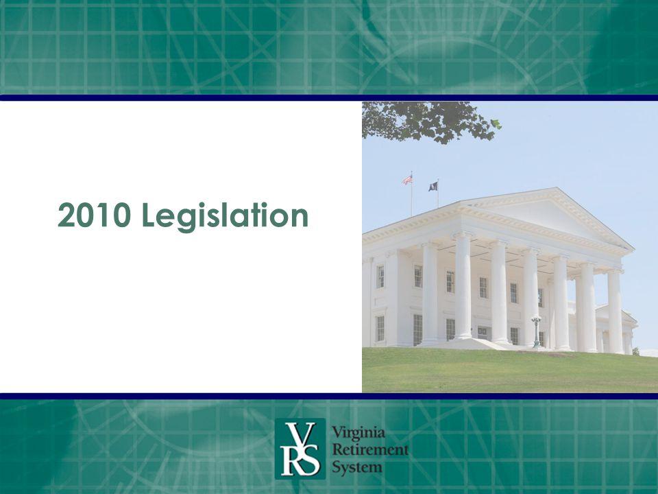 2010 Legislation