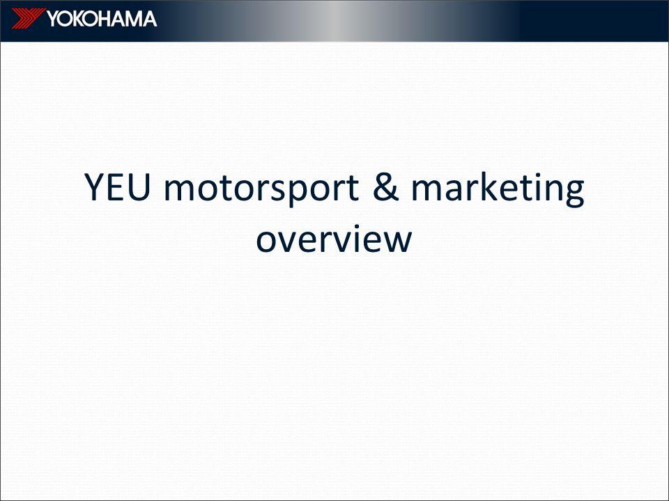 YEU motorsport & marketing overview