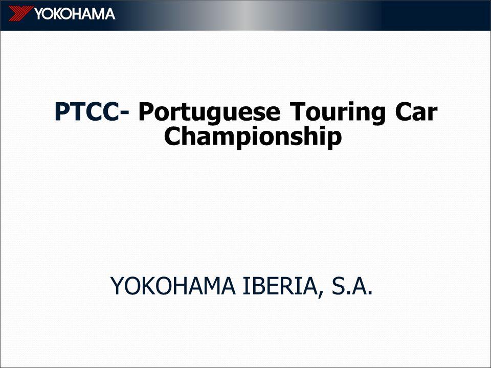 YOKOHAMA IBERIA, S.A. PTCC- Portuguese Touring Car Championship
