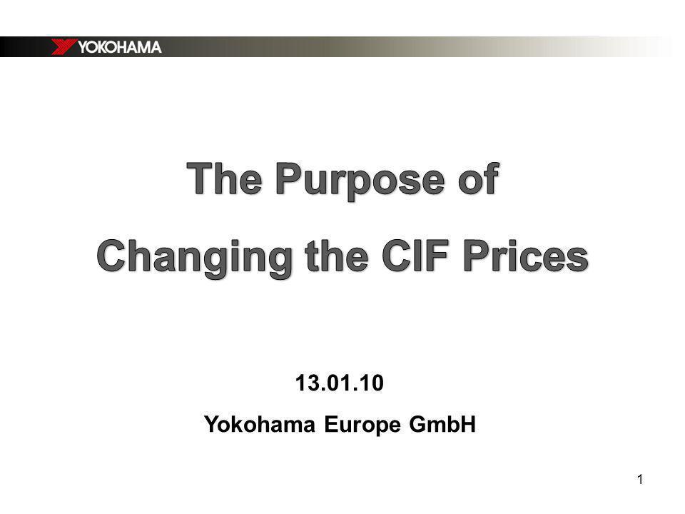1 13.01.10 Yokohama Europe GmbH