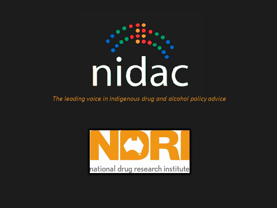 The leading voice in Indigenous drug and alcohol policy advice