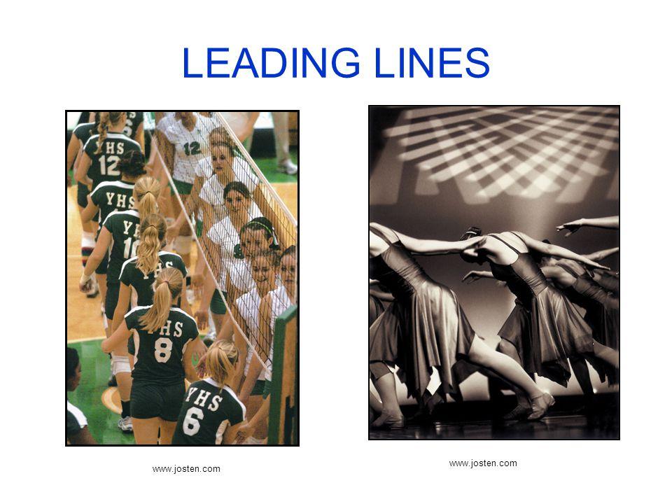 LEADING LINES www.josten.com