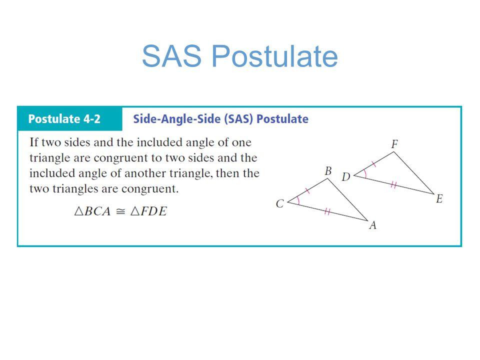 Ex 2: Using SAS