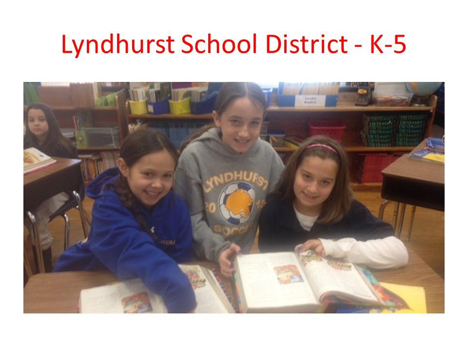 Lyndhurst School District - K-5