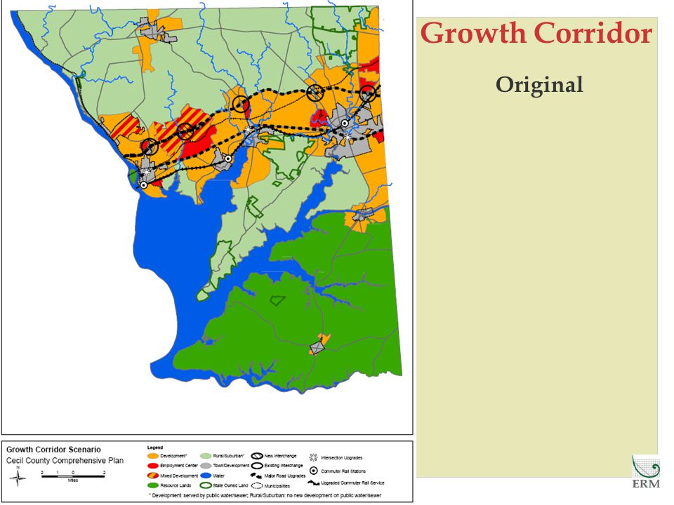 Growth Corridor Original