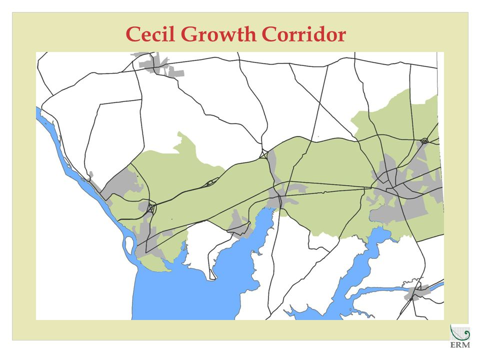 Cecil Growth Corridor