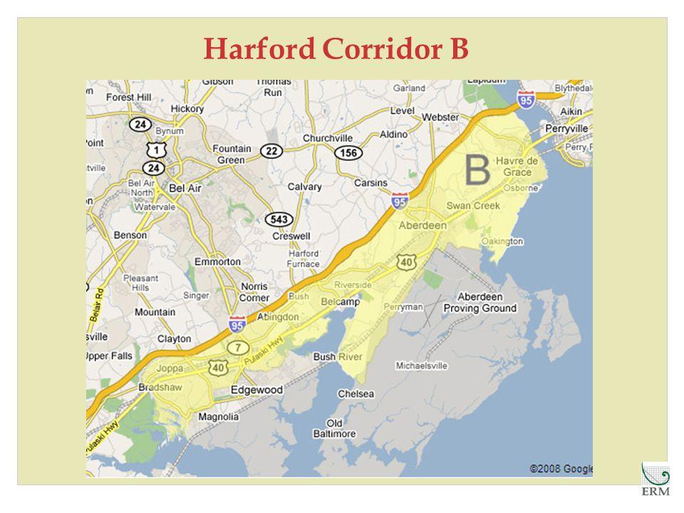 Harford Corridor B