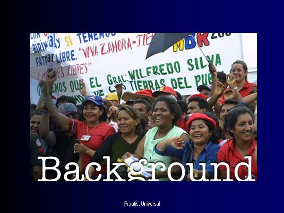 Pres. Hugo Chavez' Efforts to Alleviate Poverty