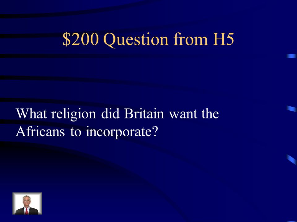 $100 Answer from H5 Money, glory, Religion, land, power and sea routes.