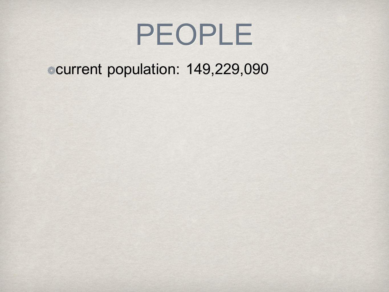 PEOPLE current population: 149,229,090