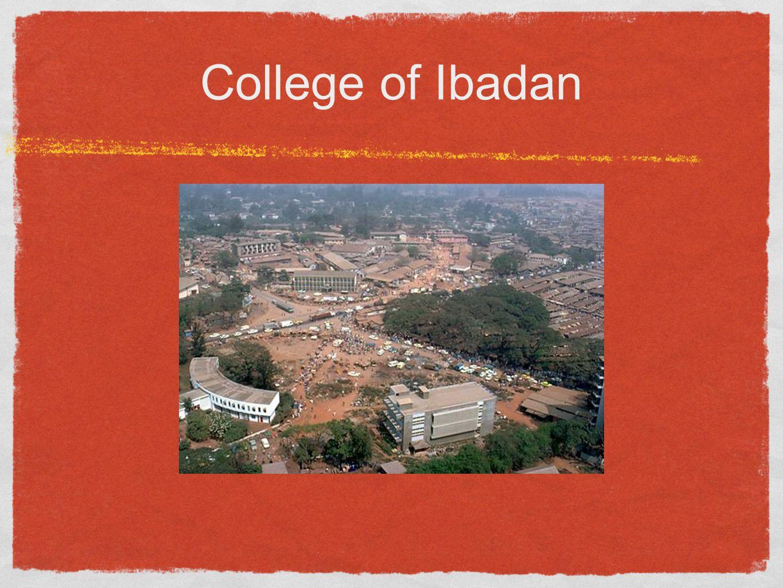 College of Ibadan