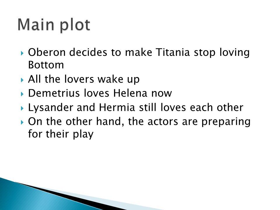  Titania  Bottom Click ->  Oberon  Puck  Theseus  Hippolyta  Lysander  Demetrius  Hermia  Helena