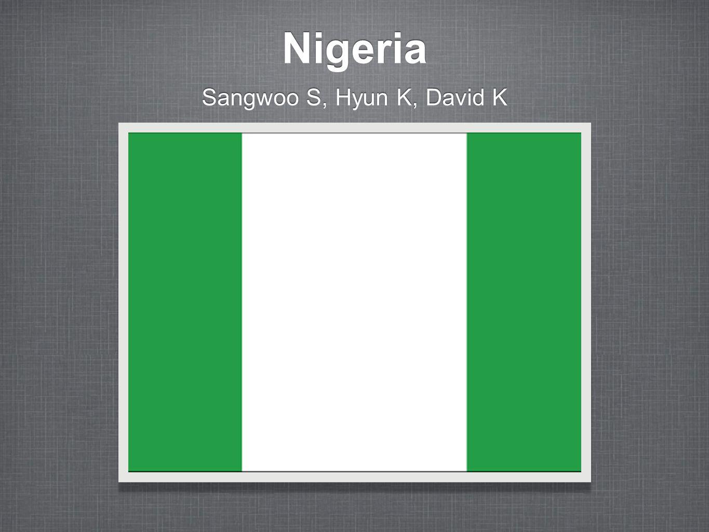 Nigeria Sangwoo S, Hyun K, David K