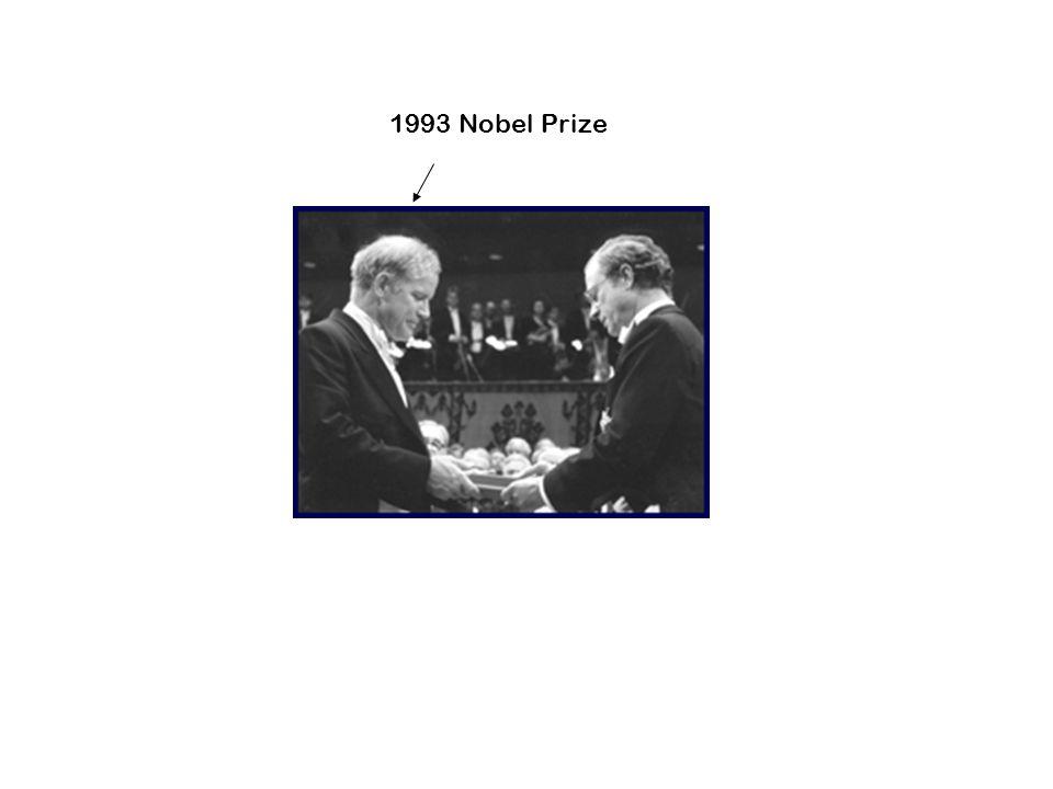 1993 Nobel Prize