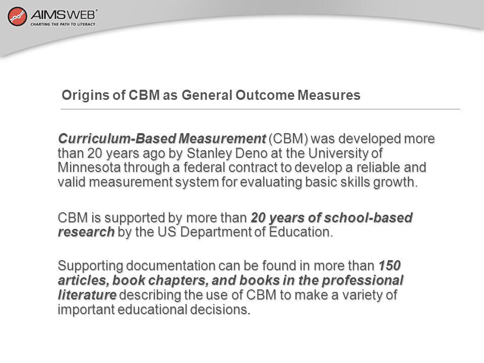 CBM R-MAZE Scoring What is correct.