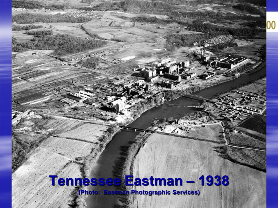 Tennessee Eastman – 1938 (Photo: Eastman Photographic Services)