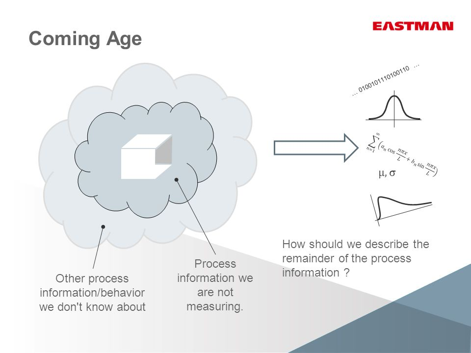 Coming Age How should we describe the remainder of the process information .