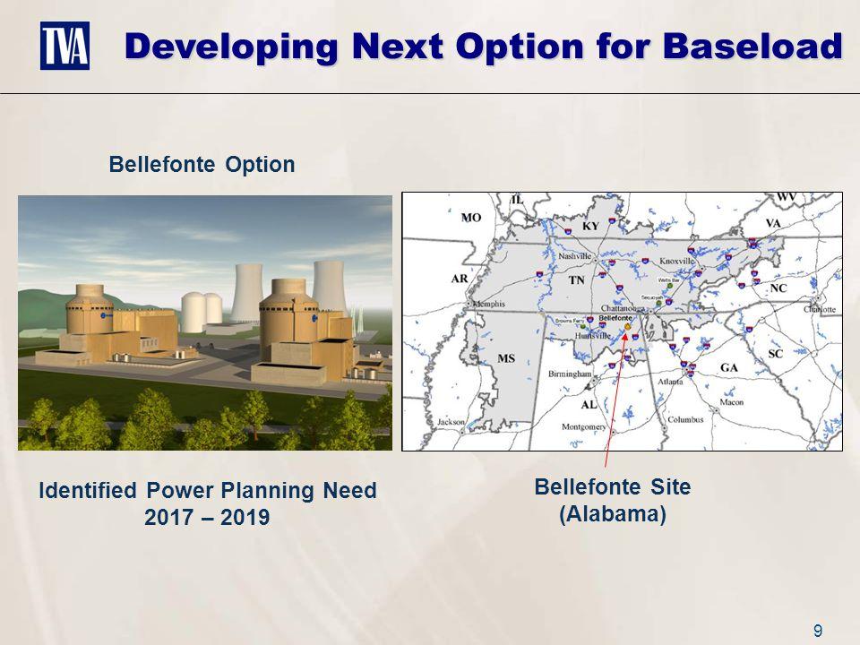 10  Option A - Units 3 & 4 (AP1000)  Option B – Units 1 & 2 (original units) Technology Decision For Bellefonte