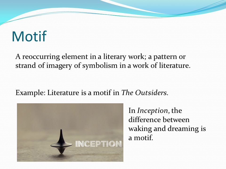 Characterization The methods used by an author to create a character.