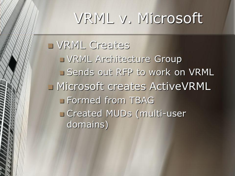 VRML v.