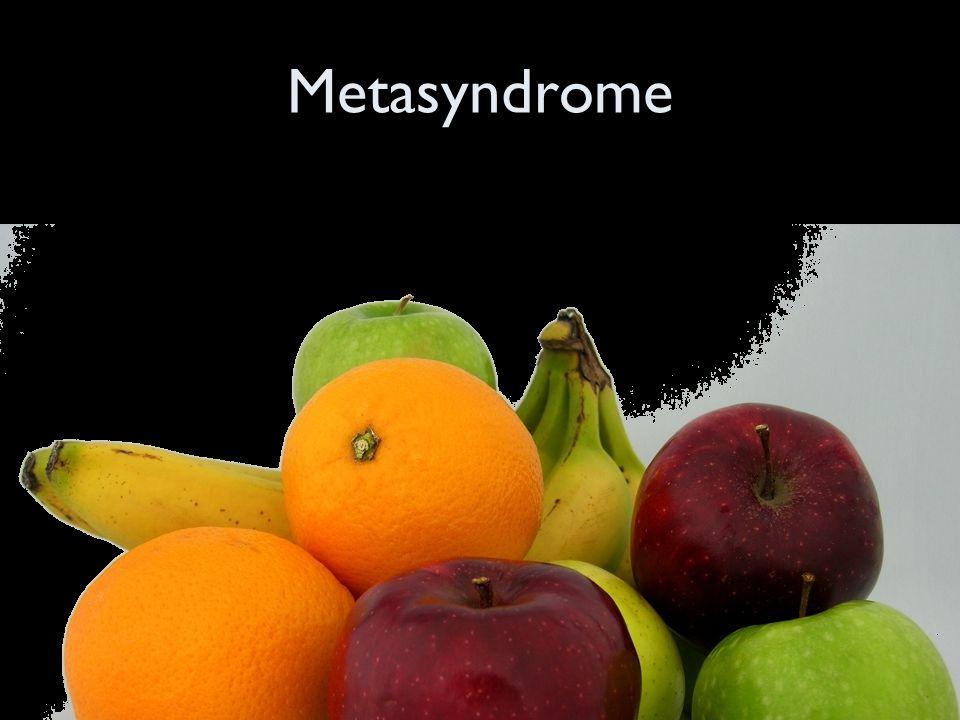 Metasyndrome
