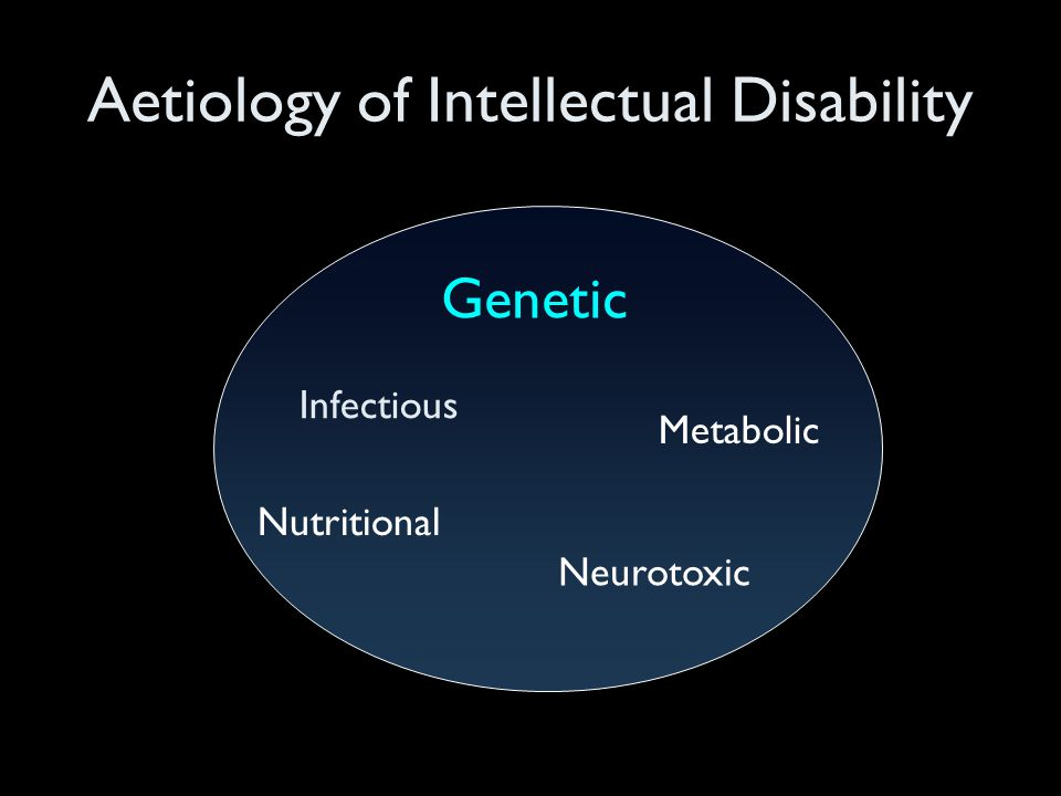 The message that a prior negative genetic workup done 20 or more years ago is not sufficient to have excluded genetic causes of intellectual disability needs to be conveyed.